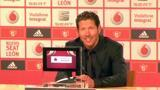 Simeone: &quot;Vittoria fantastica&quot;